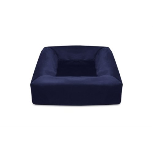 Bia bed Bia bed royal fluweel overtrek hondenmand navy