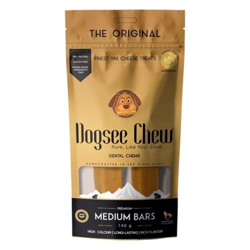 Dogsee chew Dogsee chew medium bars