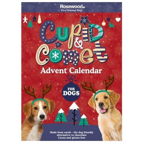 Cupid & comet Cupid & comet advent kalender hond