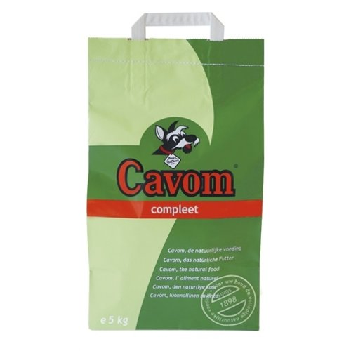 Cavom Cavom compleet