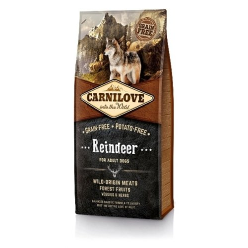 Carnilove Carnilove reindeer adult