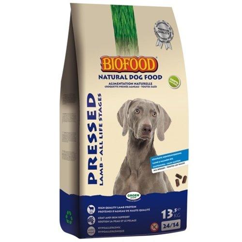 Biofood Biofood geperst lam / rijst premium