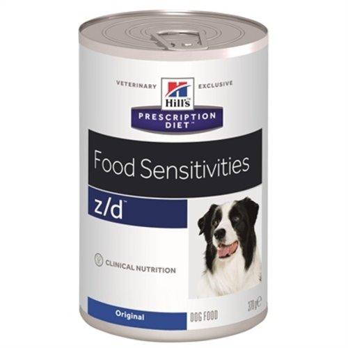 Hill's prescription diet 12x hill's canine z/d blik