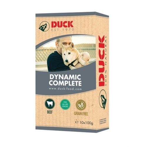 Duck Duck complete dynamic zero gluten