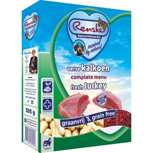 Renske 10x renske vers vlees 7+ kalkoen