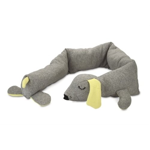 Beeztees Beeztees puppy knuffel cosy doggy grijs