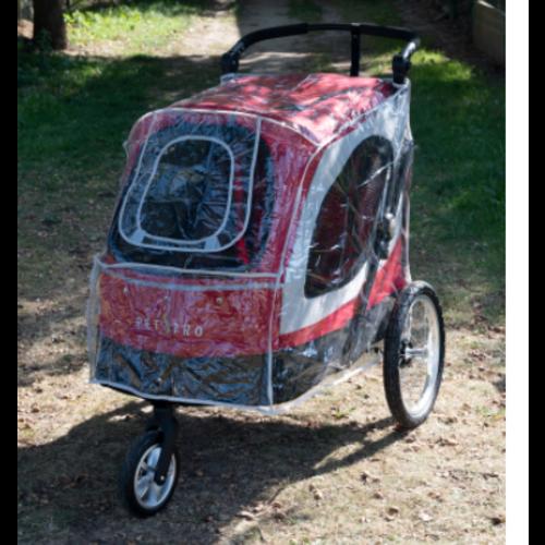 Petstro Petstro Regenhoes voor medium of large buggy