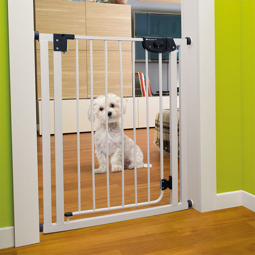 Ferplast Ferplast hondenhek 70 x 79 cm staal wit