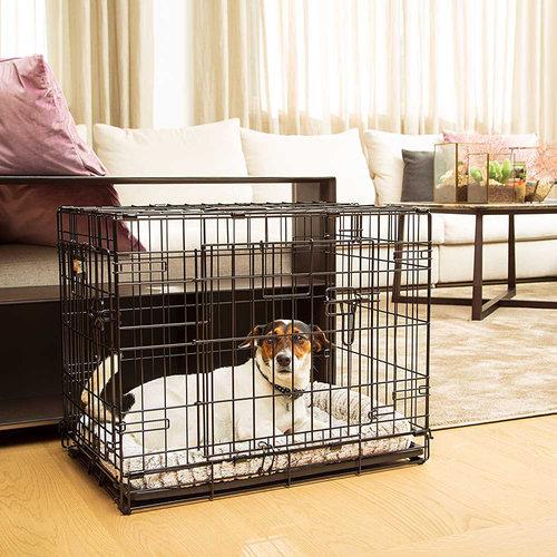 Ferplast Ferplast hondenbench Dog-Inn staal zwart