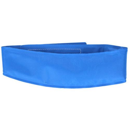 TOM TOM halsband verkoelend 40 x 5 cm polyester blauw