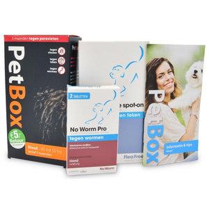 Emax Emax teken- en vlooienbestrijding Petbox 40-50 kg 3-delig