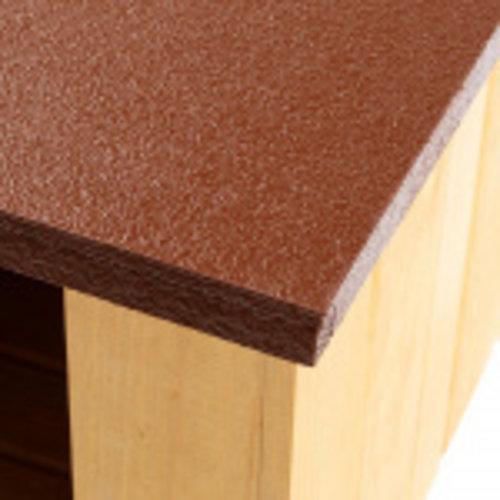 Ferplast Ferplast dierenhok Baita 39 x 49,5 cm hout naturel/bruin