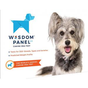Altranet Altranet DNA-test hond Wisdom Panel 22,2 x 12 cm wit