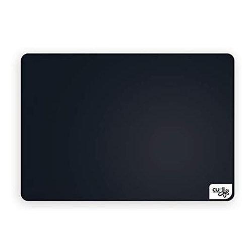 Curli Curli placemat 54 x 37,5 cm siliconen zwart