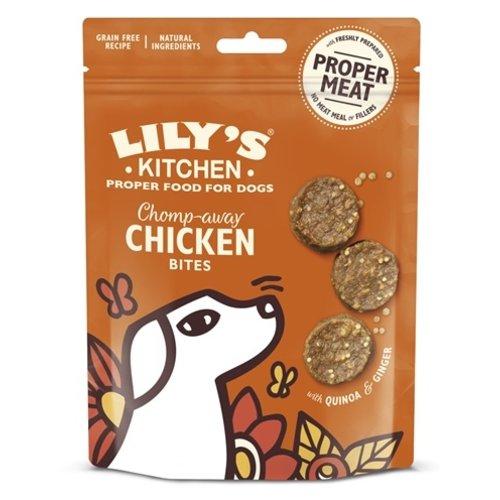 Lily's kitchen Lily's kitchen dog chomp-away chicken bites