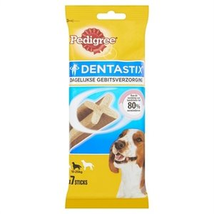 Pedigree 10x pedigree dentastix medium