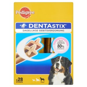 Pedigree 4x pedigree dentastix multipack maxi