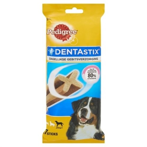 Pedigree 10x pedigree dentastix maxi