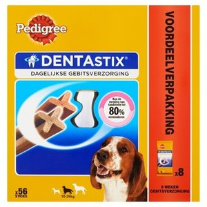 Pedigree Pedigree dentastix medium actiepack