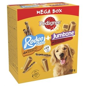 Pedigree Pedigree megabox rodeo + jumbone