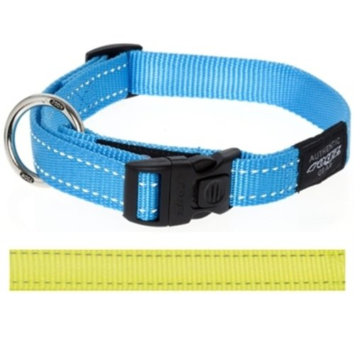 Rogz for dogs Rogz for dogs snake halsband geel