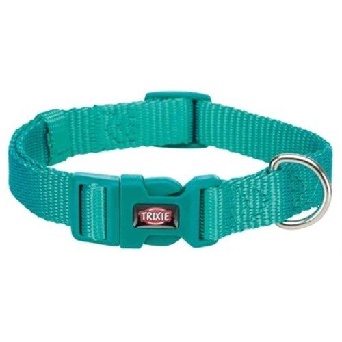 Trixie Trixie halsband hond premium oceaan blauw