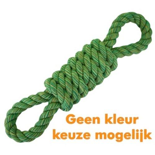 Happy pet Happy pet king size coil 8 vormig touw