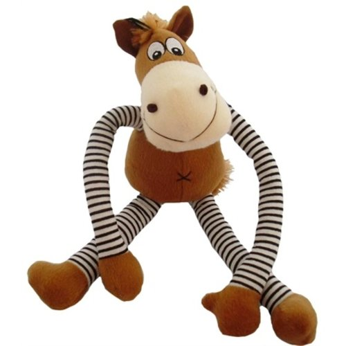 Happy pet Happy pet pull my leg pluche paard
