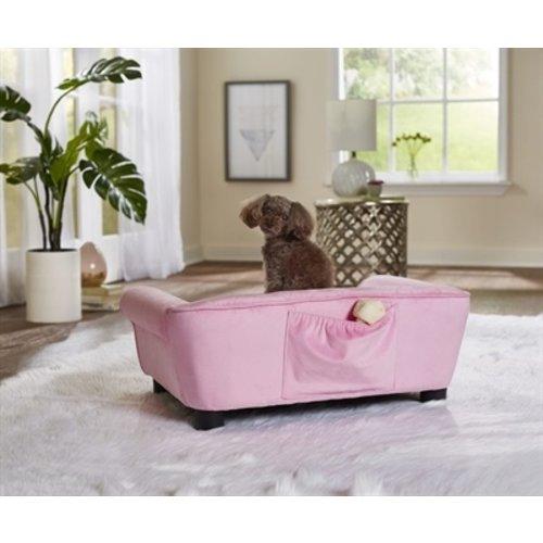 Enchanted pet Enchanted hondenmand / sofa charlotte roze