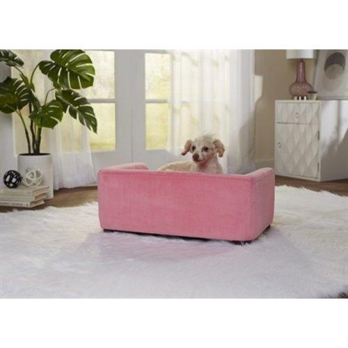 Enchanted pet Enchanted hondenmand / sofa cookie roze