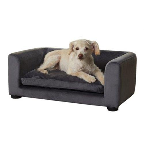 Enchanted pet Enchanted hondenmand / sofa cookie donkergrijs