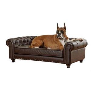 Enchanted pet Enchanted hondenmand / sofa wentworth pebble bruin