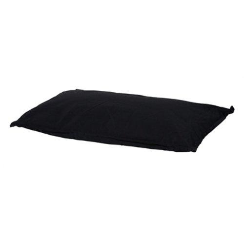 Woefwoef Woefwoef hondenkussen comfort panama zwart