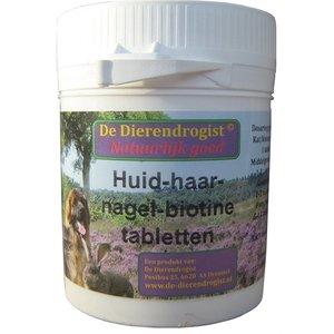 Dierendrogist Dierendrogist huid-haar-nagel-biotine tabletten