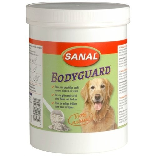 Sanal Sanal dog bodyguard