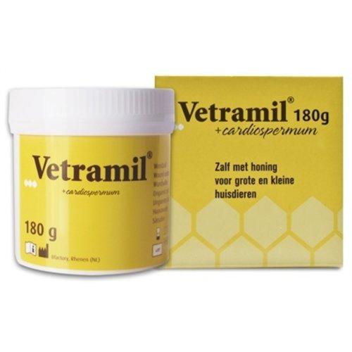 Puur natuur Vetramil honingzalf pot