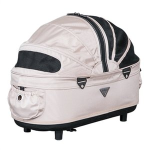 Airbuggy Airbuggy reismand hondenbuggy dome2 m cot sand beige