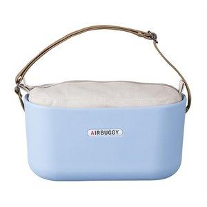 Airbuggy Airbuggy handtas hondenbuggy eorganizer powder blauw