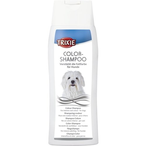 Trixie Trixie color shampoo wit