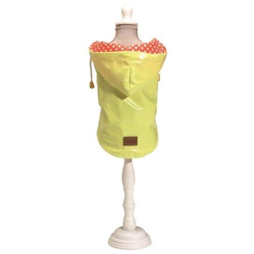Croci Croci hondenjas regenjas raindrop lemon geel