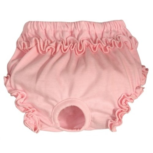 Croci Croci periodiek broekje rouches roze