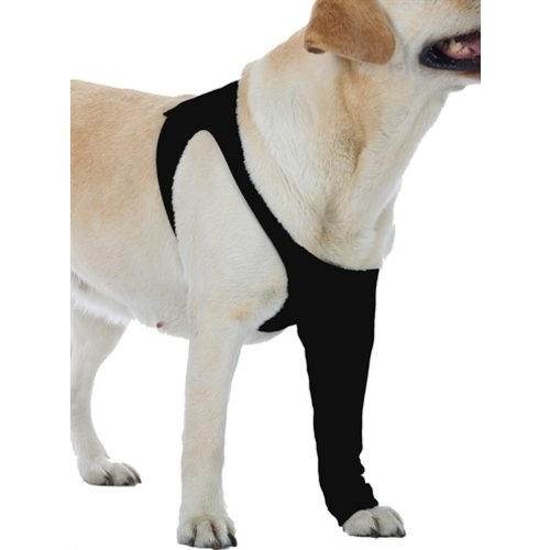 Suitical Suitical recovery sleeve hond zwart