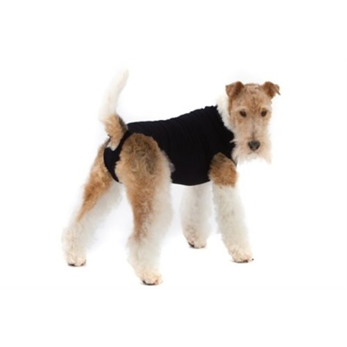 Suitical Suitical recovery suit hond zwart