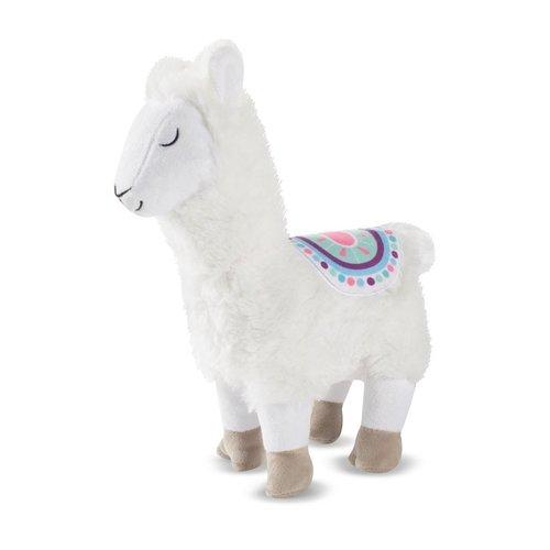 Fringe Alpaca Dolly