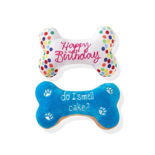 Fringe Birthday Bones - Hondenknuffel