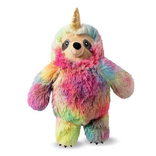 Fringe Confetti Unicorn Luiaard - Hondenknuffel