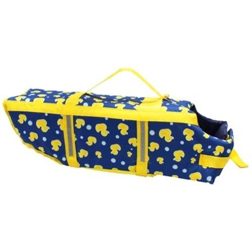 Croci Croci zwemvest moby duck blauw / geel
