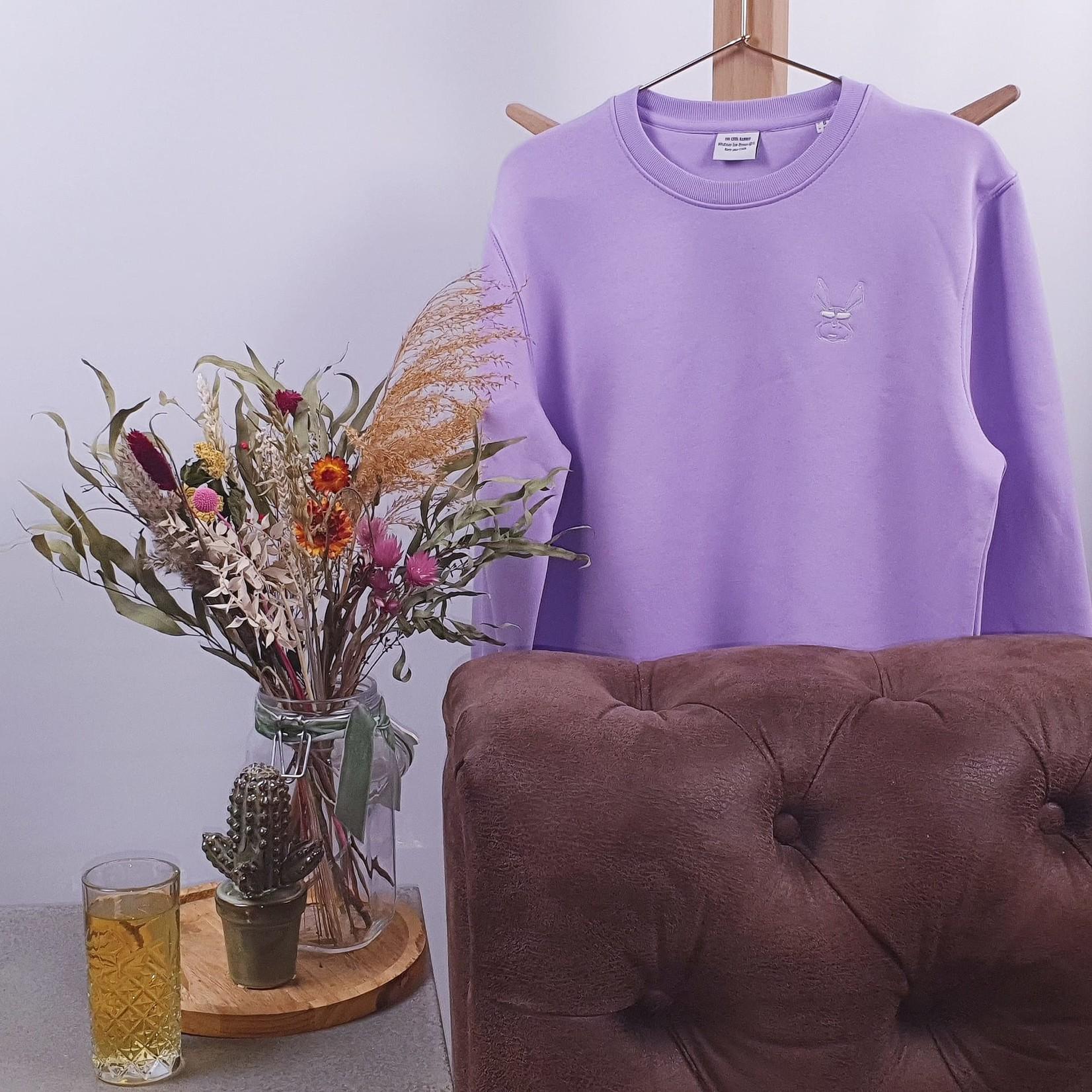 The Cool Rabbit Essentials Gentle Flamingo Sweater Ladies