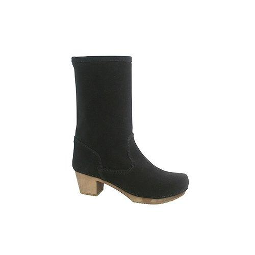 Sanita klomplaarzen Leno Flex zwart 471151