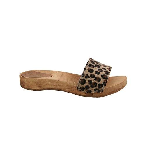 Sanita kleppers Camma leopard 472860